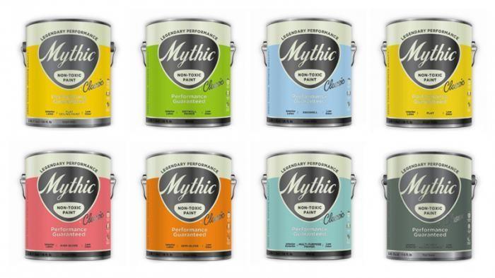 Mythic Non-Toxic Paints