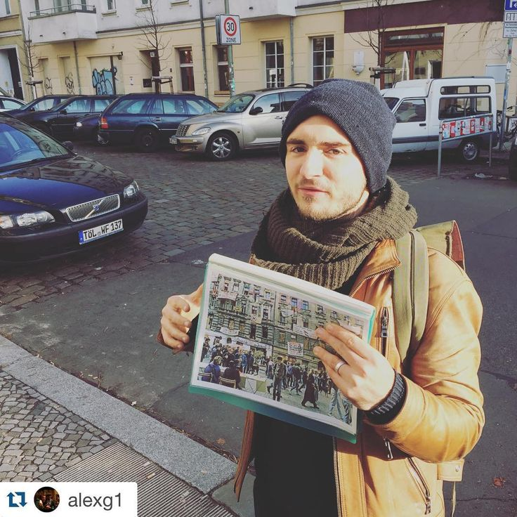 Learning about the RAW area in Berlin with top Touriocity guide Sebastian. #Repost @alexg1 with @repostapp. ・・・ #travelcurious #touriocity #touriocitytravel #berlin #rawberlin #streetart
