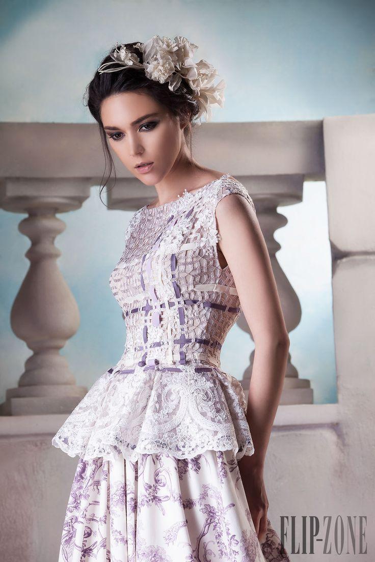 Hanna Touma Primavera-Verão Spring-summer 2015 - Couture…