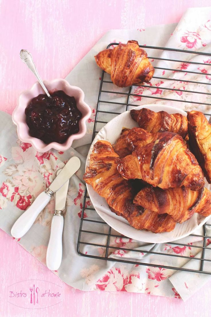 the perfect croissant  http://bistrohome.blogspot.hu/2014/01/croissant.html
