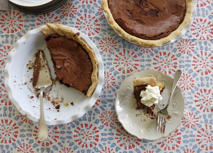 hominy grill chocolate chess pie