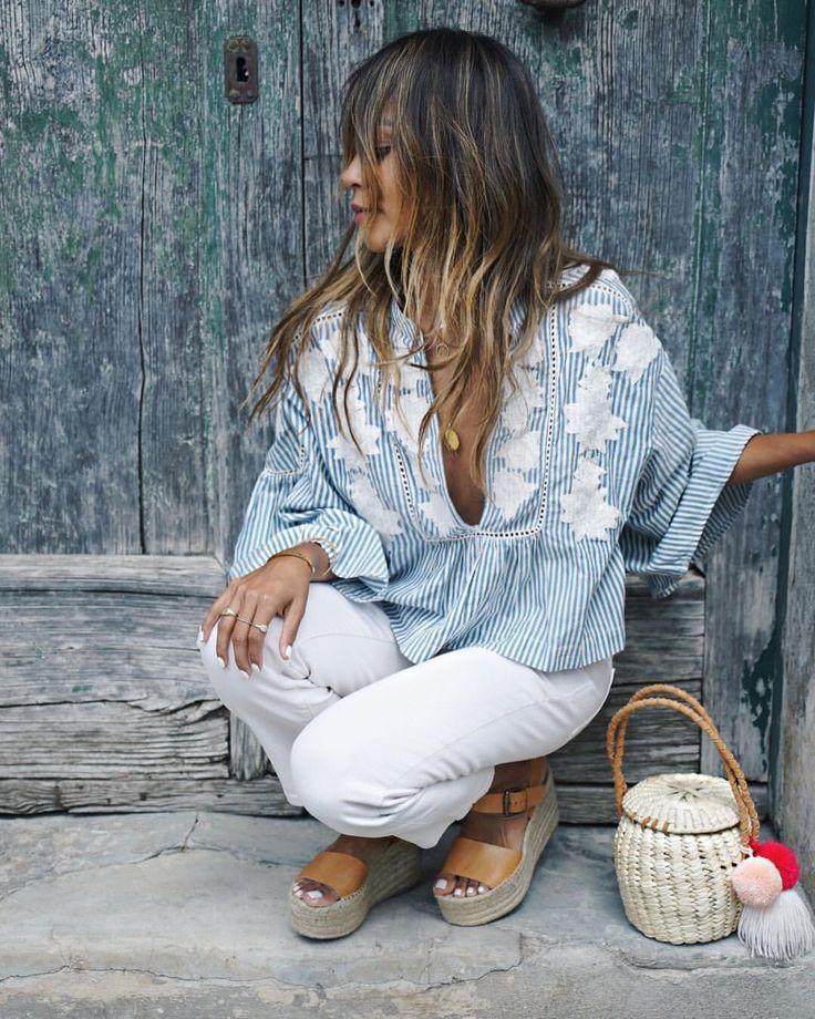 "Shop Sincerely Jules on Instagram: ""Cutie @sincerelyjules in our Leah Jeans. | shopsincerelyjules.com"""