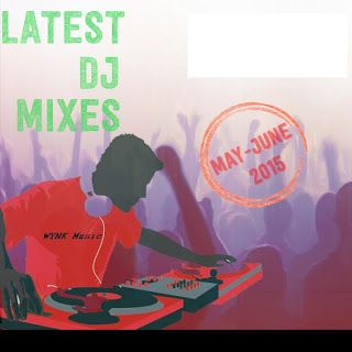 Wynk Music: Latest DJ Mixes (May-June 2015) CD-2