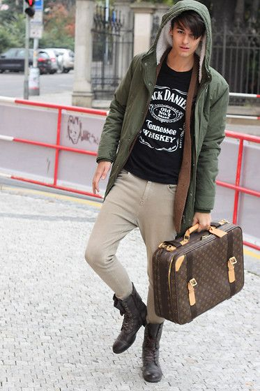 Travel Around The World With Me (by Nick Bratanek) http://lookbook.nu/look/2587095-Travel-Around-The-World-With-Me
