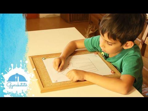 Gyereketető - Mi is az a Finommotorika - YouTube