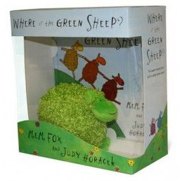 Where is the Green Sheep?  Gift Set $29.95