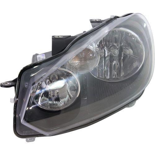 2010-2014 Volkswagen GTI Head Light LH, Assembly, Halogen, Hella Brand