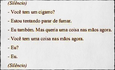"""""""O Dia que Júpiter Encontrou Saturno"""" - Morangos Mofados - Caio Fernando Abreu"""