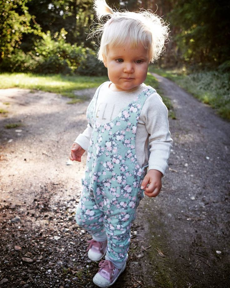 On the walk :) #madebymepatterns #sweet #baby and #Kids #romper #sewing #pattern #cute #rompers #sewingpatterns #kidsfashion #babyfashion