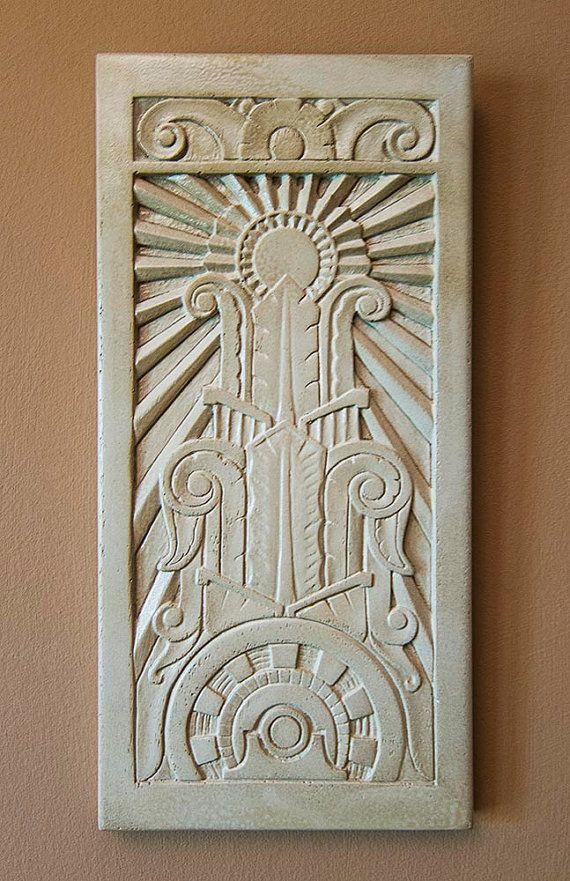 312 best Art Deco: Ornament images on Pinterest | Art deco art, Art ...