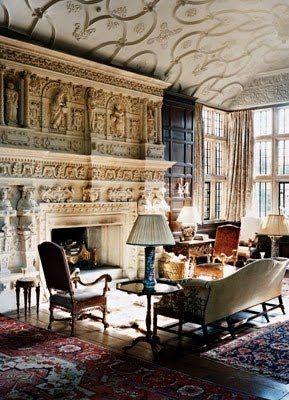 Fabulous stonework on Fireplace!