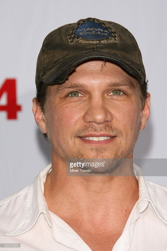 <a gi-track='captionPersonalityLinkClicked' href=/galleries/search?phrase=Marc+Blucas&family=editorial&specificpeople=2081037 ng-click='$event.stopPropagation()'>Marc Blucas</a> during 'Talladega Nights' Los Angeles Premiere - Arrivals at Grauman's Chinese Theater in Hollywood, California, United States.