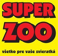 SUPER ZOO chovateľské potreby, krmivá, živé zvieratá - Eukanuba, Royal Canin, Ontario, Pro Plan, BRITa iné Zľava: 5%; 10% VIP ; 10% young