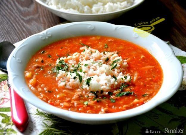 rozgrzewająca zupa gołąbkowa