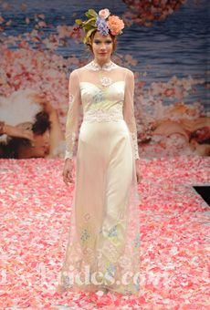 Claire Pettibone - Fall 2013 | Wedding Dress