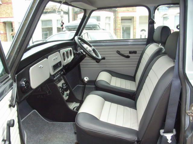 classic mini seats - Google Search
