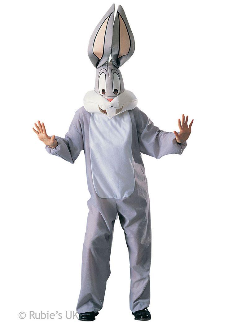 Bugs Bunny Costume - Looney Tunes