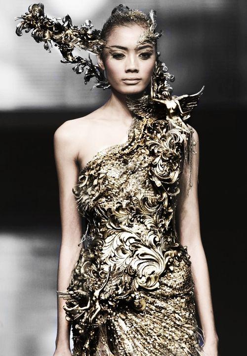 Tex Saverio Haute Couture 2012 | Fairy tale material ...