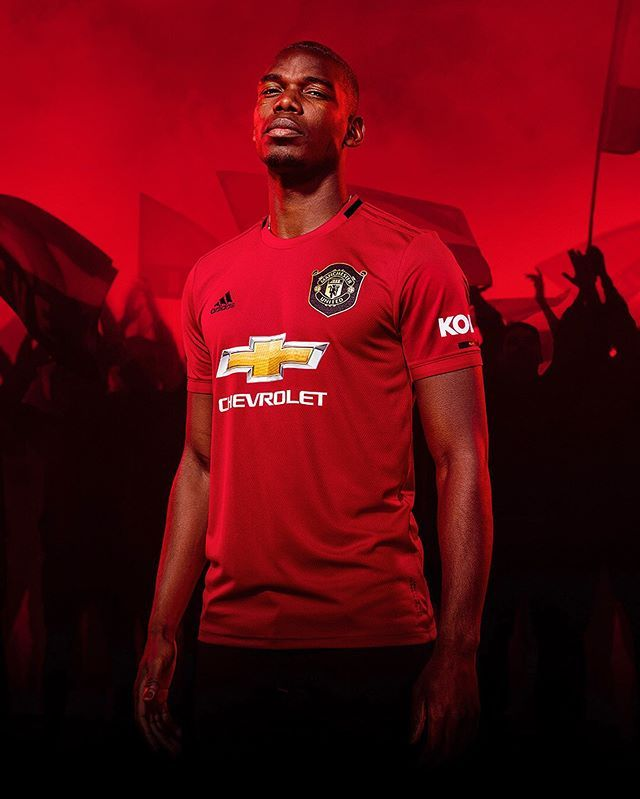 Introducing The New Introducing The New Manchesterunited 2019 20 Home Kit Exclusively Available Now Thro Manchester United World Soccer Shop Football Outfits