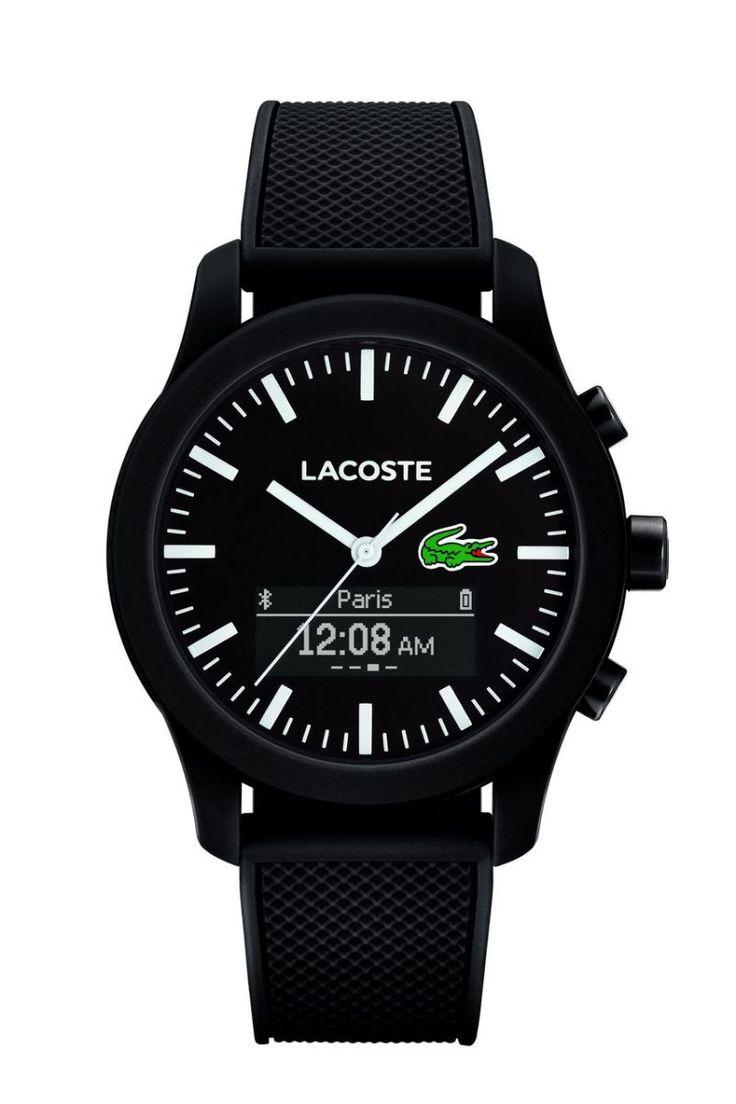 Smartwatch von Lacoste: Die Uhrenlinie L.12.12 CONTACT