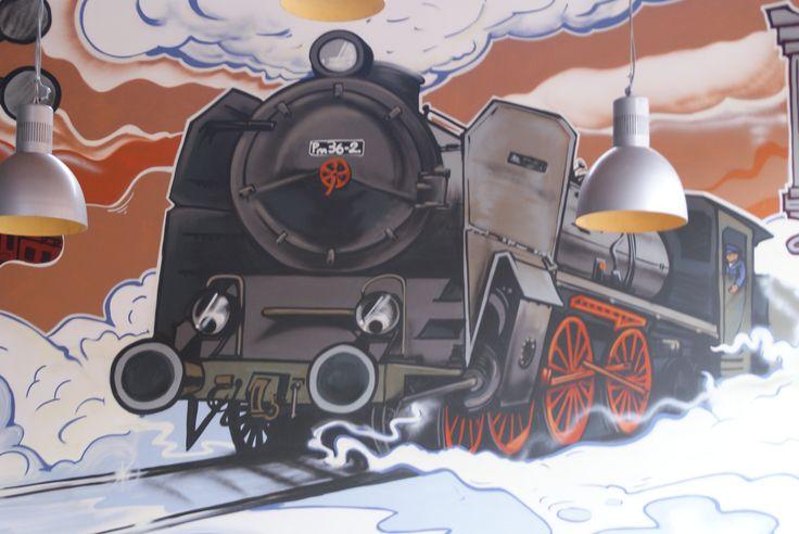 Grafiti w Poznaniu
