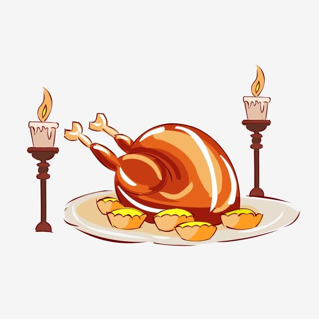 Thanksgiving Day Hand Drawn Food Cartoon Turkey Turkey Festival Thanksgiving Png And Vector With Transparent Background For Free Download Food Cartoon Food Drawing Thanksgiving Cartoon
