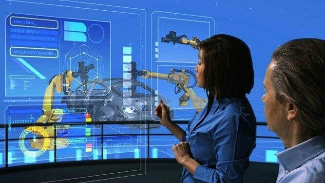 Endüstri 4.0 Nesnelerin interneti Siber sanayi devrimi