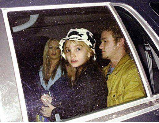Hermana de Britney Spears publica fota antigua con Justin Timberlake