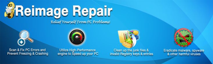 Reimage PC Repair License Key includes an online computer repair tool that scans and fixed all those data that is corrupted and having errors in files. It .