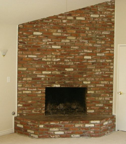 Fireplace Renovations Ideas Do It Yourself Fireplace