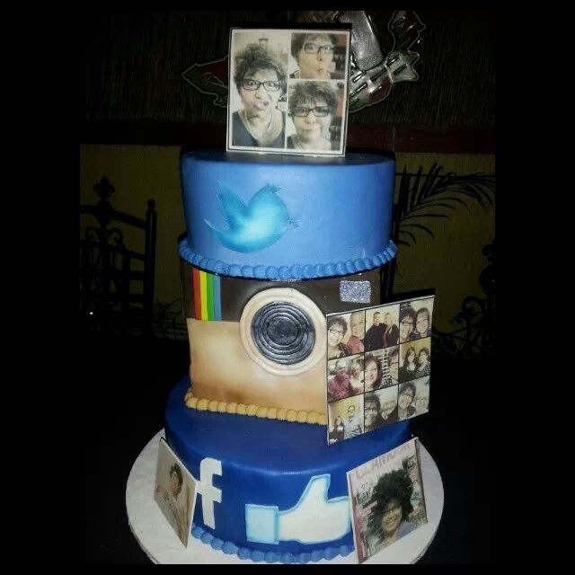 83 Best My Cakes Images On Pinterest Edible Art 30 Year