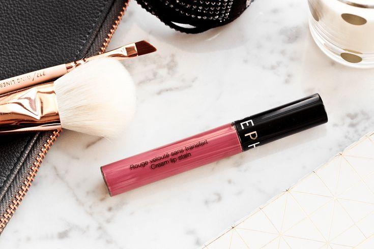 Sephora Rouge Veloute Sans Transfert Cream Lip Stain Marvelous Mauve.  Sur mon blog beauté, Needs and Moods, découvrez mon avis sur ce rouge à lèvres liquide effet mat: http://www.needsandmoods.com/rouge-veloute-sans-transfert-sephora-mon-test/  #Sephora #ougeVelouteSansTransfert #MarvelousMauve #Lipstick #RougeALevres #maquillage #makeup #blog #BlogBeaute #Beauty #beaute #sephoraFrance #MadeInSephora #BBlog #BBlogger #BeautyBlog #BeautyBlogger #Lips