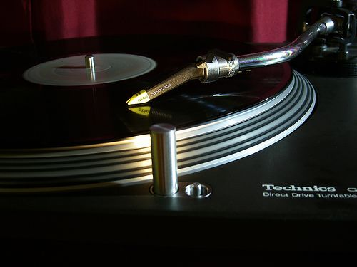 My 2nd and last set of turntables I ever purchased are the Technics 1210Mk2.  My fist set of tables were some no name, belt-drive, junkers. LOL