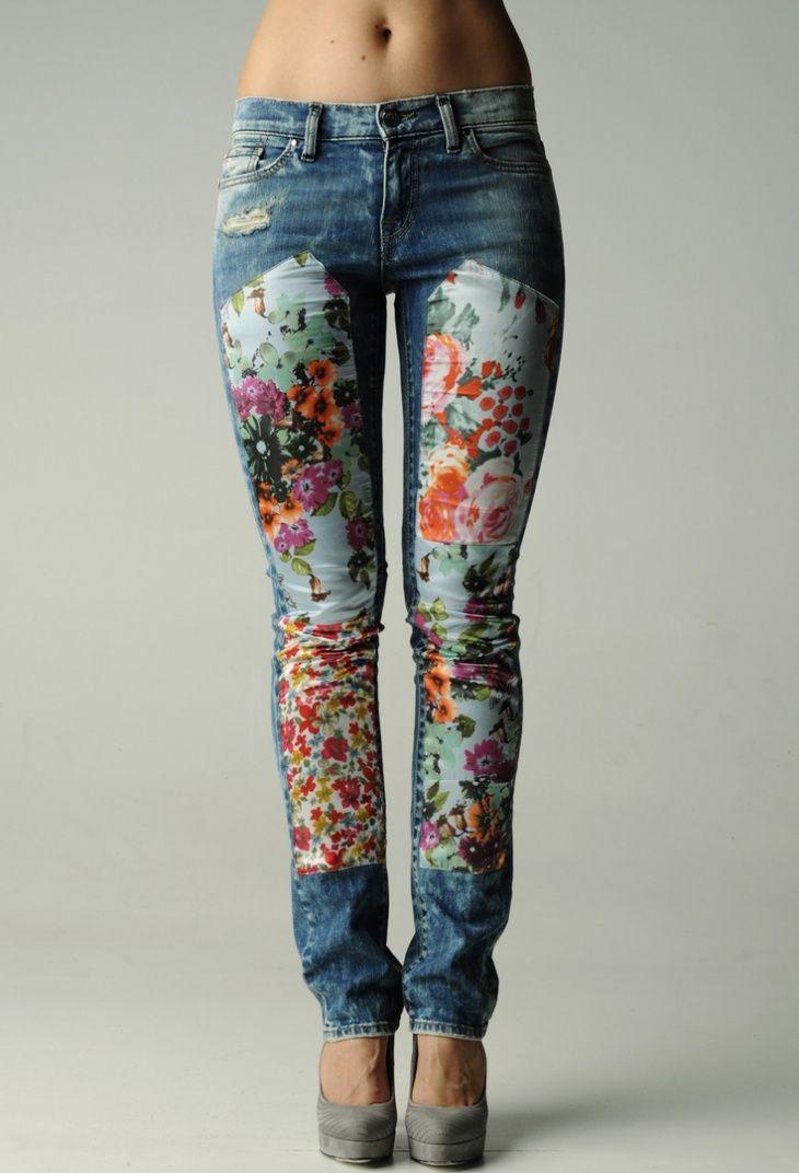 Как зашить дырку на коленях на джинсах своими руками: как заштопать самостоятельно вручную или на швейной машинке дырку между ног, на попе или на коленях