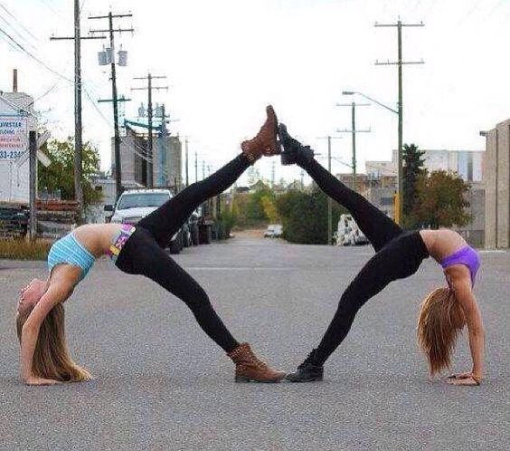 2 Person Stunts on Pinterest | Sports, Gymnastics Poses and Gymnastics