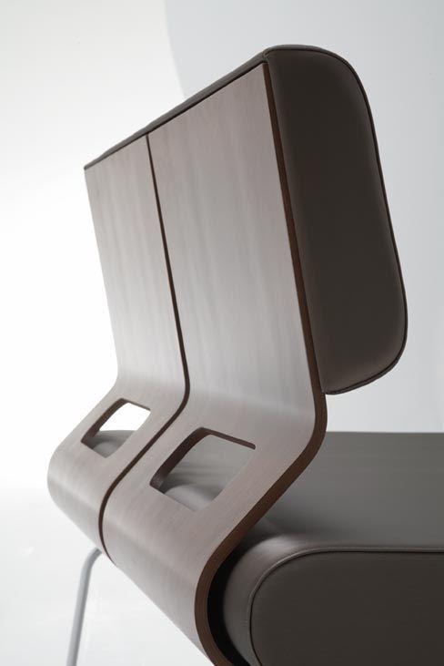 Infinity, modular seating, back detail