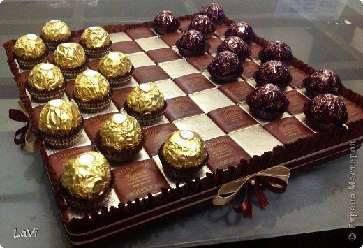 .Chocolate board game