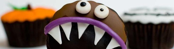 Cupcakes Temporada de Halloween