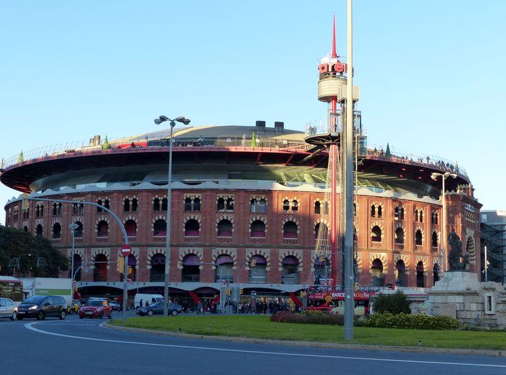 Centro Comercial Las Arenas Antigua Plaza De Toros