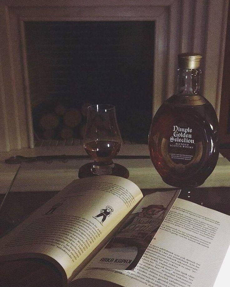 #repost @veviski Dimple & 📖 #whisky #dimple #blended #scotch #dimplewhisky #dimplewhiskey