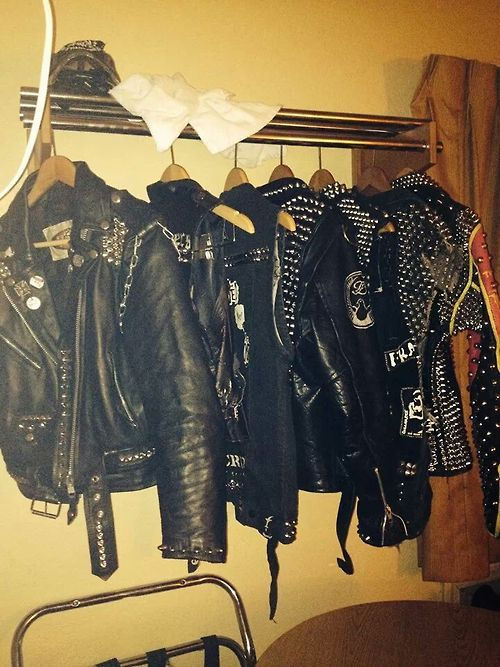 Leather's heaven