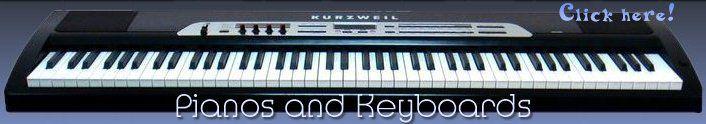 Digital Pianos & Keyboards - Digital Grand Pianos, Pro Keyboards