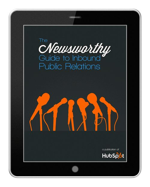 The Newsworthy Guide to Inbound Public Relations