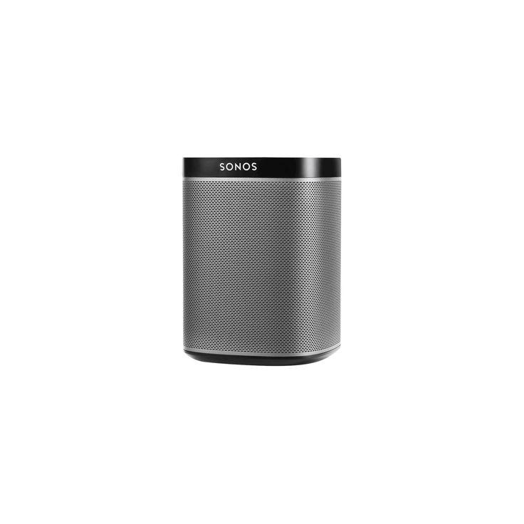 Sonos Play:1 Compact Smart Speaker - Black