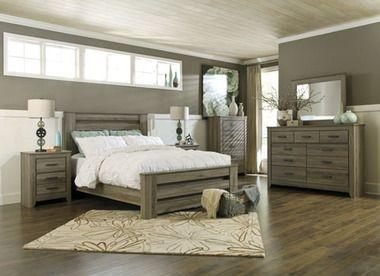 Zelen 6-Piece Queen Bedroom Set
