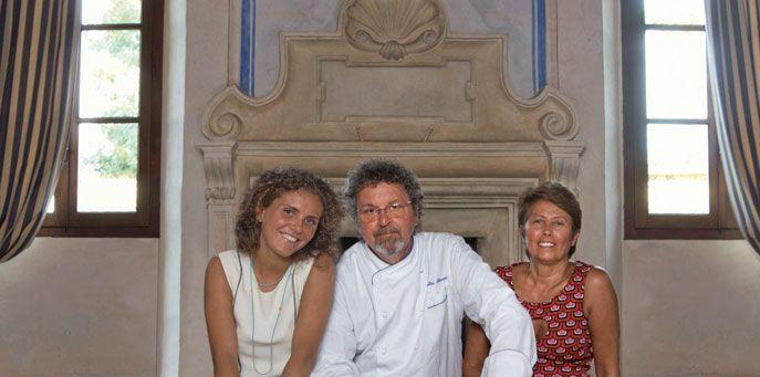 la famiglia Bianconi  #dovevuoicatering #staff #Bianconi #villarota