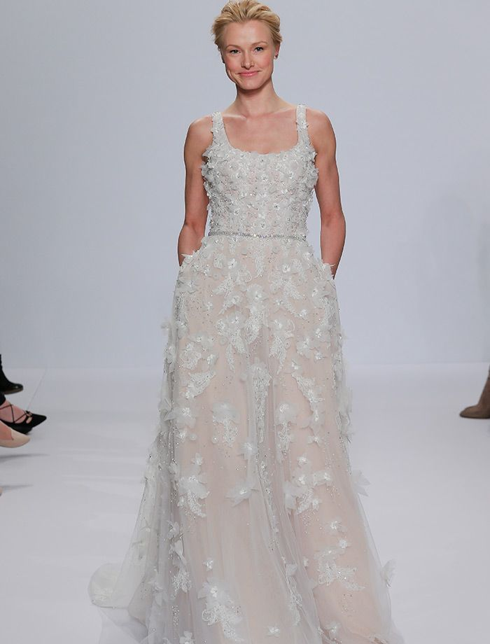 Awesome The Biggest Wedding Dress Trends From Spring Bridal Fashion Week