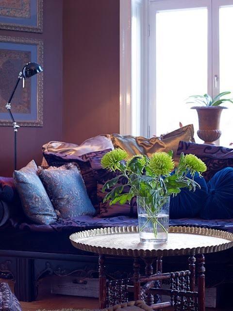 bohem mobilya dekorasyon fikirleri esya ve aksesuarlar yatak odasi oturma odasi bahce tasarimlari eski mobilyalar (7)
