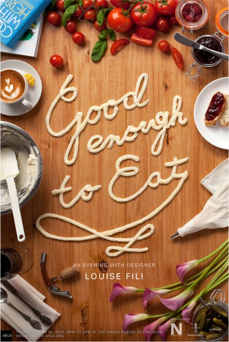 Good Enough to Eat (cook book)