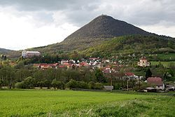 Milešovka - Wikipedia, the free encyclopedia